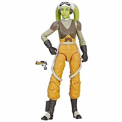 Star Wars The Black Series Hera Syndulla 6 Inch Action Figure LOOSE