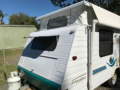 2002 Jayco Freedom  Pop Top Caravan