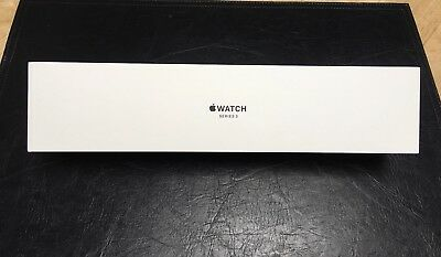 Apple Watch Series 3 42mm Box ONLY (watch or extra strap not included)