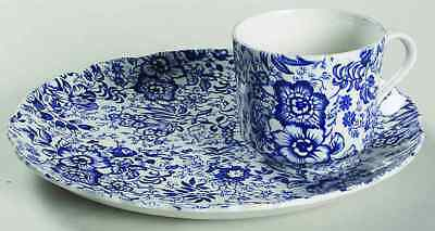 James Kent 19TH CENTURY CHINTZ Snack Plate & Cup 6718946