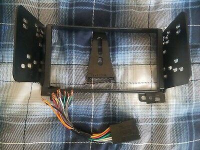 2Din Car Stereo Dash Kit Harness for 2002- 2005 Ford Explorer&Mercury Mountainer
