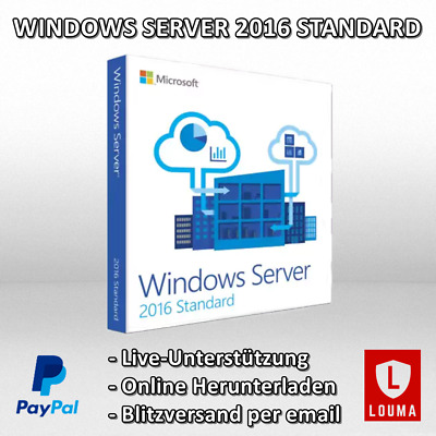 W Server 2012R2/2016 Essentials/Standard/Datacenter 10/20/50 RDS User/Device CAL