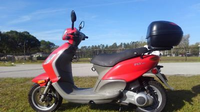 2007 Piaggio Scooter Fly 150