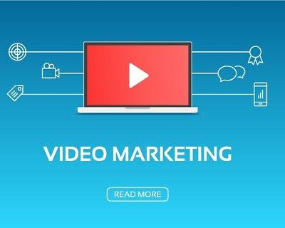 Video marketing services to showcase your products online.