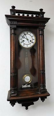 vienna wall clock c1900s