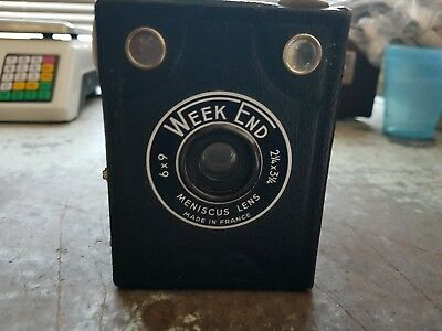 Vintage Weekend Box Camera