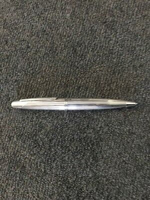 Alfred Dunhill AD2000 SilverPlated Mechanical Pencil - used, good condition