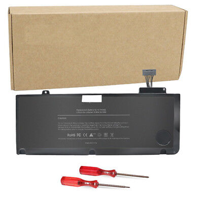 "Batterie Pour Apple Macbook pro 13"" A1322 MB990 A1278 (2011 2012 2010 2009 year)"