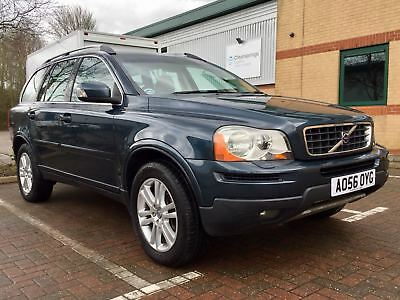 2006/56 Volvo Xc90 Se Lux D5 Auto * 7 Seats * Heated Seats * Sunroof * Tow Bar *
