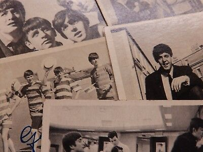 Beatles Cards A&BC Gum Black & White 1964 Good Condition - Pick Your Own Card