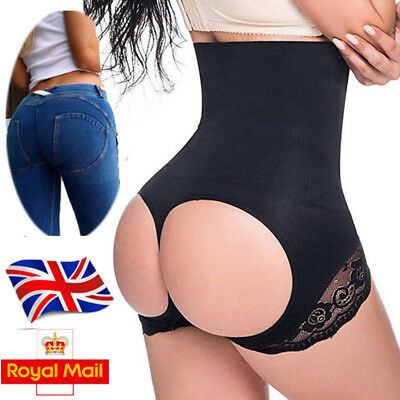 77f07f3e5 Seamless Booty Lifter Body Shaper With Tummy Control Firm Butt Enhancer  Panty UK