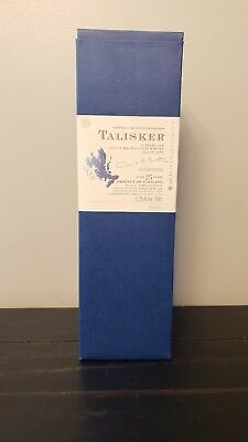 Talisker 25 Year Old - Collectible - Discontinued - RAREScotch Whisky