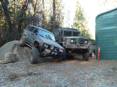 1985 Toyota 4Runner  1985 Toyota 4Runner 22RE Straight Axle