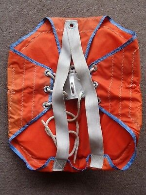 Vintage Padded Hobie Cat Trapeze Harness Use With Prindle & Other Catamaran