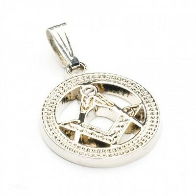 Donna Ovale Massonica Pendent