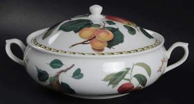 Rosina Queens HOOKER'S FRUIT (BONE-INDIA) Apple Plum Vegetable Bowl 1855174