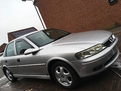 1999 Vauxhall Vectra  Automatic Mot March Only 82K Miles