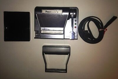 Powermatic II 2 Electric Cigarette Rolling Machine For Parts/Fixer Upper