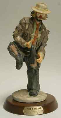 Flambro Imports EMMETT KELLY JR FIGURINE Hole In The Sole 5187905