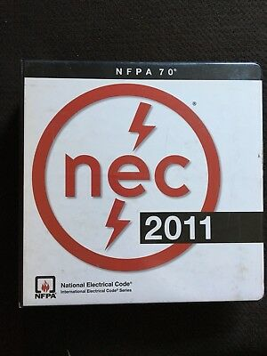National Electrical Code 2011 Binder With EZ Tabs