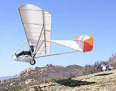 ULTRALIGHT GLIDER PLANS - 5 Models plus extras. Now with power addition.