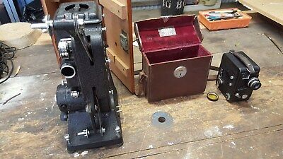 9.5 MmDekkoCamera And SpectoProjector Very Good Condition For Age