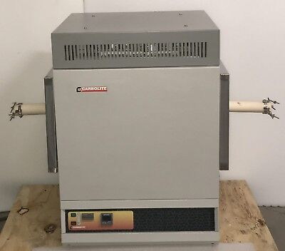 Carbolite 1800C Tube Furnace / Model CTF 18/300 / 4 Month Wrty