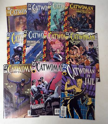 Vintage 1990s COMIC BOOK  CATWOMAN Jim Balent LOT (11) 75, 76, etc