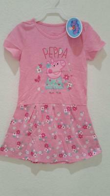 Peppa Pig Pink Sleep Dress - Size 3T - New!!!