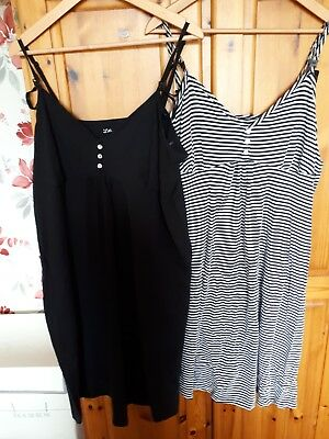 Mothercare maternity/nursing nightdresses size XL