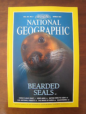 National Geographic Magazine - March 1997