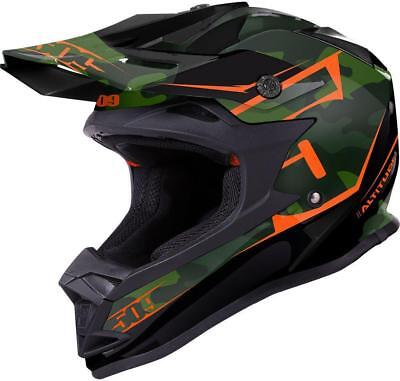 509 Altitude Snow Helmet in Camo (Matte)