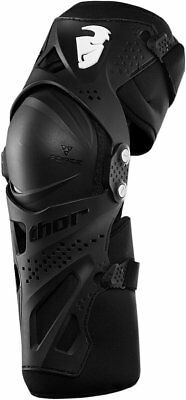 Thor Force XP Knee Guards in Black