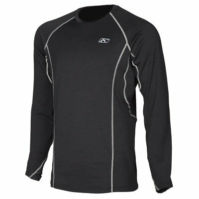 KLIM Aggressor Shirt 2.0 Black