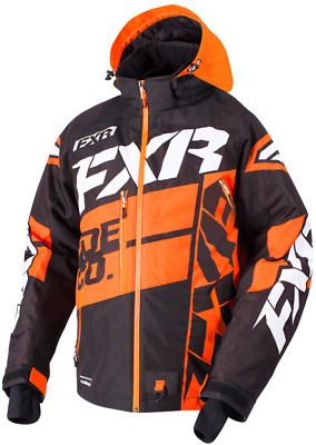 FXR M Boost X Jacket Black/Orange/White