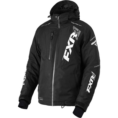 FXR M Mission FX Jacket Black