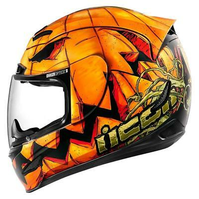 Icon Airmada Helmet in Trick or Street