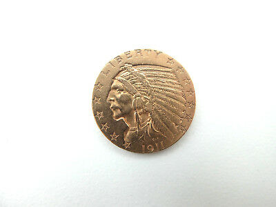 USA - Indian Head - 5 Dollar 1911 GOLD