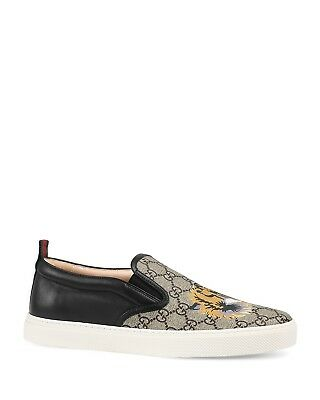 785857c23 NIB GUCCI MEN'S Dublin Slip On Sneakers size 8-12 - $640.00 | PicClick