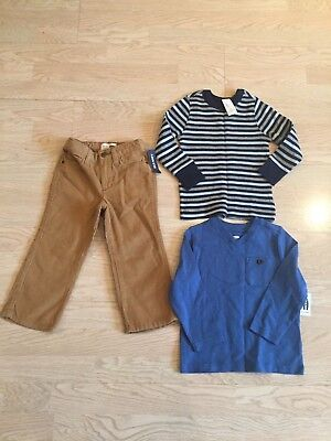 OLD NAVY BOYS 3 pieces size 2T