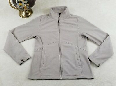 The North Face Outdoor Women s SANSA Fleece Jacket Liner TNF Beige US Sz  Medium ab6663ac6