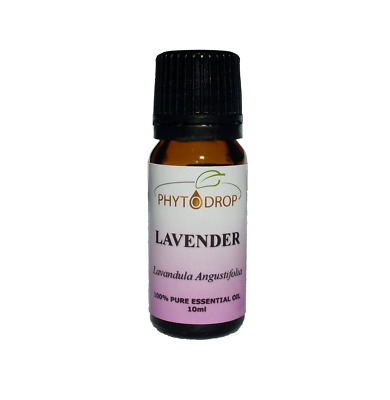 PHYTODROP Lavender Essential Oil 100% Pure Natural 1ml 10ml 50ml 100ml