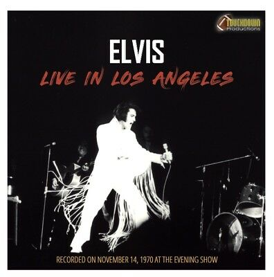 Elvis Presley Live 1970 - Live In Los Angeles