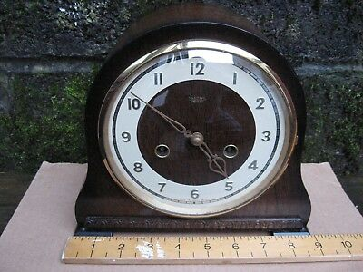 Smiths Chiming Mantle Clock / Excellent Working Order.