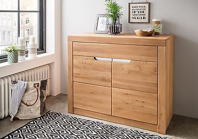 amazing kommode sideboard highboard wildeiche massiv natur gelt woody with highboard wildeiche massiv