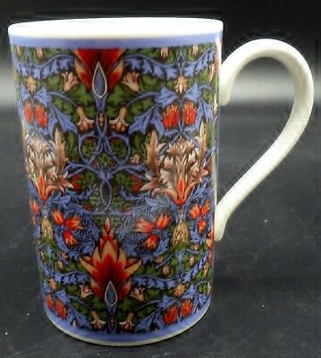 Dunoon Mug Westminster Design Adapted From A William Morris Design