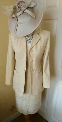 Spicial occasion outfit size 14  DRESS &JACKET