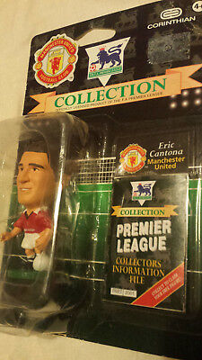 Corinthian Collection, Eric Cantona, Manchester United. Sealed packet 1995.
