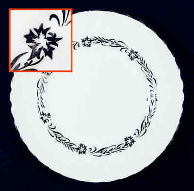 Royal Chelsea SILVER HERITAGE Salad Plate S1291204G3