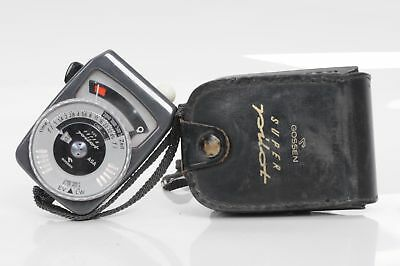 Gossen Super Pilot CdS Light Meter                                          #016
